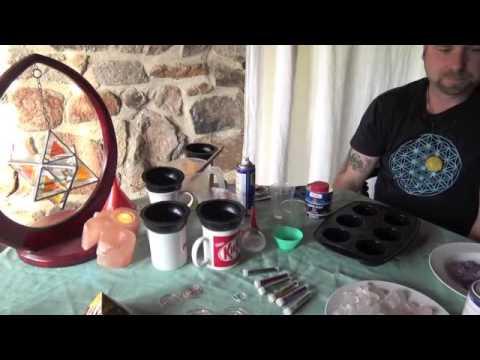 Making Orgone Part 2