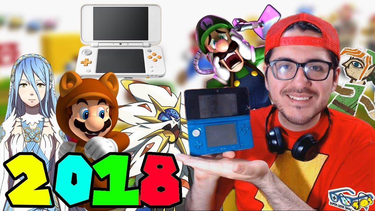 Nintendo 3ds En 2018 Vale La Pena Mejores Juegos Y Lanzamientos