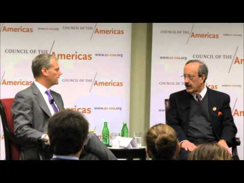 Congressman Eliot Engel on Elections in Central America and Implications for U.S. Policy