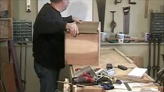 Woodworking - Building A Sandpaper Storage Cabinet