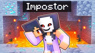 There's An IMPOSTOR Aphmau In Minecraft!