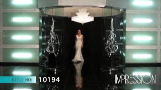 Impression Bridal Spring 2014 Collection