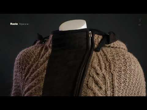 Knitting Patterns Jacket Real Knitted Alpaca Jacket With Modern