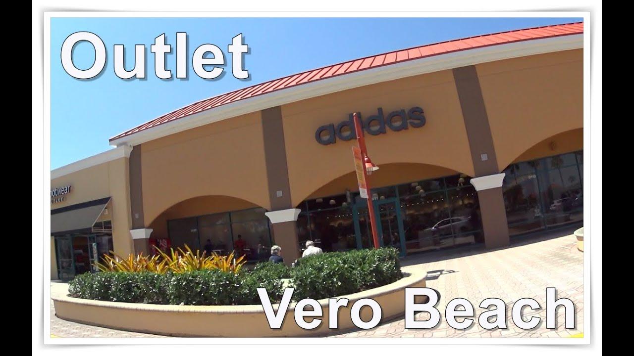 on sale b8121 e4661 Outlet de Vero Beach - uma ótima opção para quem está indo de Miami Para  Orlando.