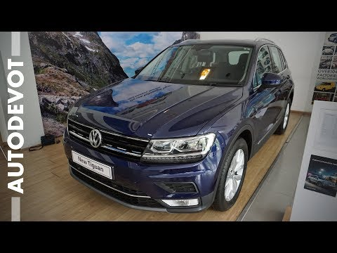 First Look: Volkswagen Tiguan India