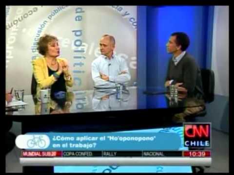 CNN Chile - Conoce más sobre el Ho´oponopono y como se puede implementar en el trabajo