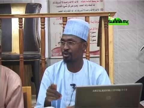 Malam Abubakar Abdussamad (Muwadda Malik 20 02 1435AH)