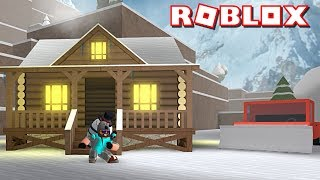 I GLITCHED INTO ICE MOUNTAIN!!   ROBLOX SNOW SHOVELING SIMULATOR