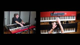 Nord Piano 4 vs Kawai ES8