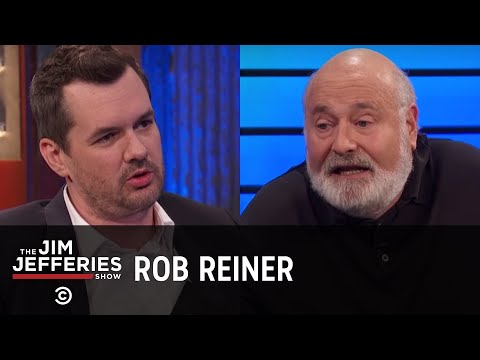 Rob Reiner - Women Have No Recourse Against Sexual Harassment - The Jim Jefferies Show