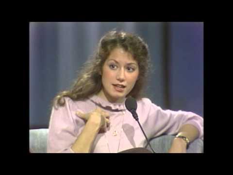 Amy Grant, 1981 Interview Part 1 / Jim Bakker Show