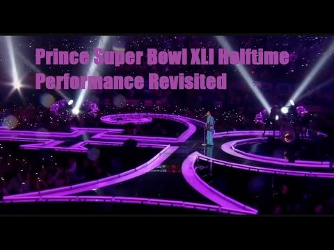 Prince Super Bowl XLI Halftime Performance Revisited