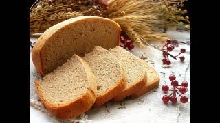 Безглютеновый бездрожжевой хлеб