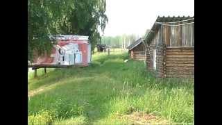 Уральская тайга: деревня Лупта.mpg