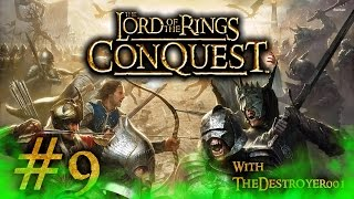 LOTR: Conquest [#9] - Evil Campaign - Mission 1: Mount Doom