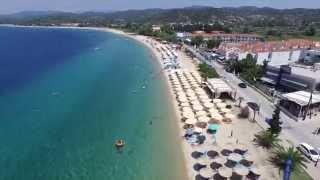 Пляж Торони в Халкидиках(Пляж Торони, п-ов Ситония, Халкидики (Греция) Подробнее о пляже и инфраструктуре здесь: http://awd.ru/plyazh-toroni-otzyv/, 2015-07-27T20:48:14.000Z)