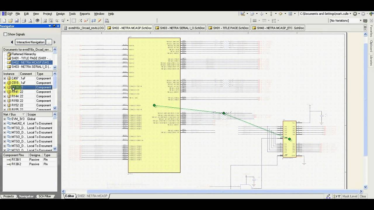 Best way to check ORCAD schematic - use Altium Designer - YouTube
