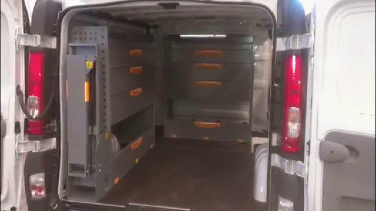 Estanteras y mdulos para furgonetas  VALSAT  YouTube