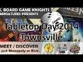 Townsville Tabletop Day 2014