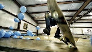 Behind The Scenes - Skateboarding in 5001 Balloons!