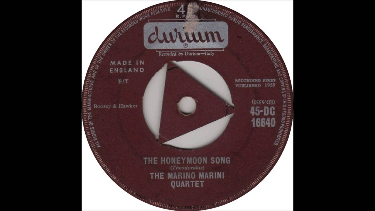 The Honeymoon Song