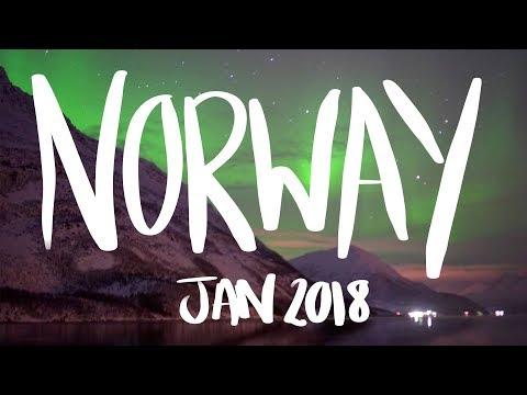 NORTHERN LIGHTS HUNTING IN NORWAY | TROMSØ