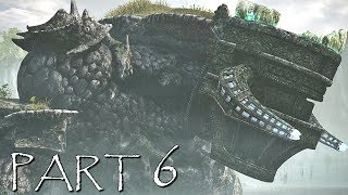 SHADOW OF THE COLOSSUS PS4 REMAKE Walkthrough Gameplay Part 6 - Phalanx