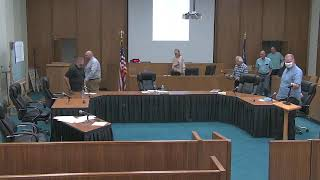 Swain County Commissioners Meeting July 9th, 2020