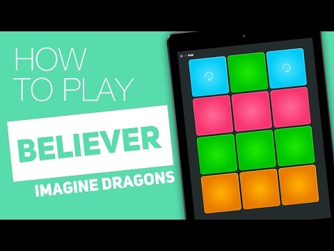 Thumbnail: How to Play: BELIEVER (Imagine Dragon) - SUPER PADS - Pain Kit