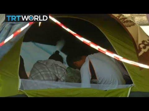 Refugee Crisis: Refugees seek a safe haven in Bosnia