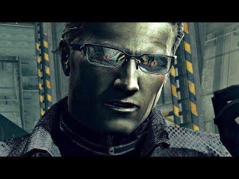 Resident Evil 5 Wesker Final Boss Fight 4k 60fps Youtube