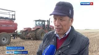 На Южном Урале закупили сельхозтехнику на 2,5 млрд