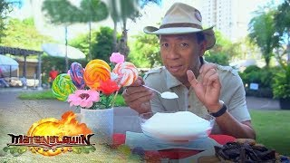 Kim Atienza talks about the scarcity of sugar during the medieval e...