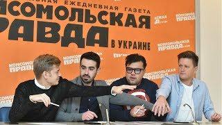 IMPROV LIVE SHOW пошутили о Зеленском и Петросяне