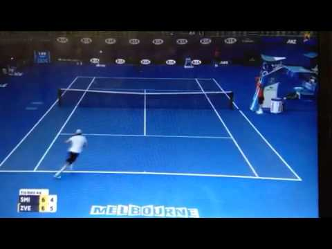 JP Smith Amazing Defense Australian Open Qualies