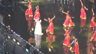 UK Welcome Modi - Wembley Stadium - Alisha Chinai - Made in India