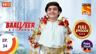 Baalveer Returns - Ep 34 - Full Episode - 25th October, 2019