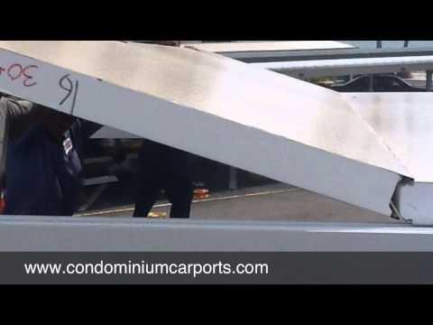Carport Venice Sands Install