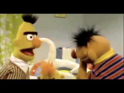 Bert & Ernie Tiny & Lau