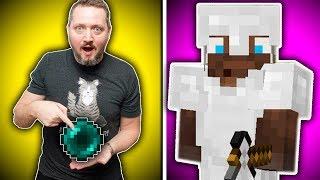 😅 Enderman-farm Med ComKean 😅  - Minecraft: Let's Play EP12