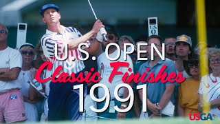 U.S. Open Classic Finishes: 1991