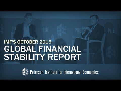 Jose Vinals: IMF's October 2015 Global Financial Stability Report
