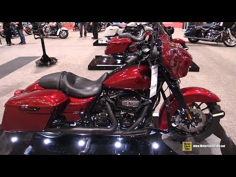 2018 Harley Davidson Street Glide Special - Walkaround - 2018 Toronto Motorcycle Show