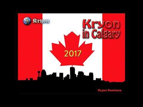 "3. Kryon ""The Power of Coherence"", Calgary, Canada, 26 November 2017"