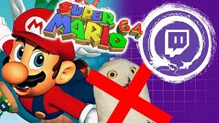 Owless strats with Kirran | Super Mario 64 Speedrun | Stream Four Star