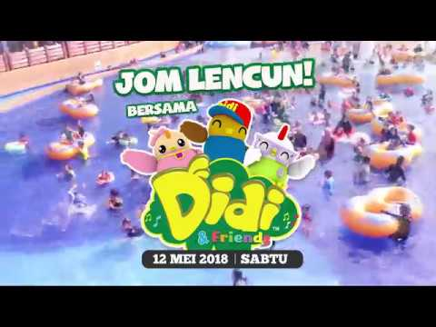 Jom Lencun bersama DIDI AND FRIENDS