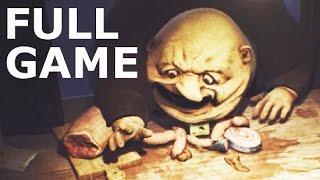 Little Nightmares - Full Game Walkthrough Gameplay & Ending (No Commentary Longplay) (Horror Game)