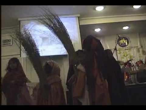 Paastoneelstuk/Easterplay Ark of Covenant Church PART 1