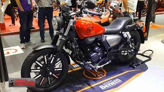 Keeway 202 ครูเซอร์ใหม่ แทน Superlight 200 พบกันเร็วๆนี้ : motorcycle tv thailand