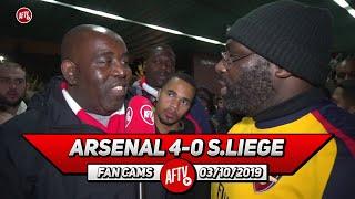 Arsenal 4-0 Standard Liege | Kieran Tierney Should Start Against Bournemouth! (Kenny Ken)